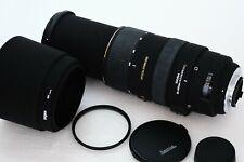 Sigma EX 80-400 mm f/4.5-5.6 APO OS DG Objektiv für NIKON