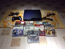 Sony PlayStation 3 Call of Duty: Black Ops Bundle 160GB Charcoal Black...