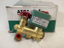 NEW IN BOX! ASCO 110/120V SOLENOID VALVE 8300A81F