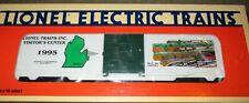 Lionel Electric Trains Visitor Center Boxcar 1995 Michigan 6-19934 NIB New