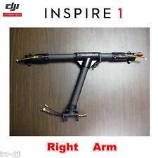 DJI Inspire 1 T600 Drone WM610 Right Arm Assembly Carbon Fibre Frame Frame Boom