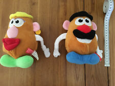 Mr And  Mrs Potato Head Soft Toy Play By Play