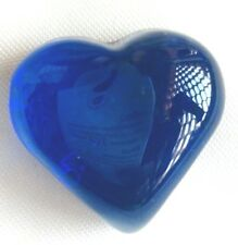 Naga Eye Blue Heart Shape Talisman Thai Amulet Rich Lucky Charm Success Fortune
