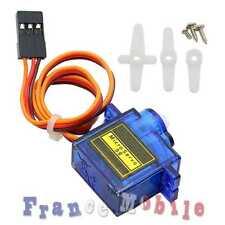 Micro Mini Servo Moteur 9G pour Arduino DIY Raspberry RC 5V servomoteur Robot