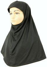 Islamic Hijab Scarf One Piece Al Amira Khimar. Regular childrens size 21 colours