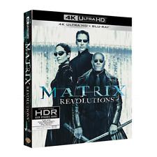 Matrix Revolutions (4K Ultra Hd+Blu-Ray)  [Blu-Ray Nuovo]