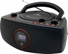 Soundmaster SCD1500 Radio Recorder (CD Player, MP3 Playback / Player)