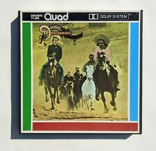 Doobie Brothers Stampede Quadraphonic Reel to Reel Tape Play Tested