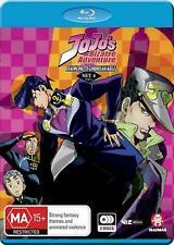 Jojo's Bizarre Adventures: Diamond is unbreakable  set 4 -  Blu Ray - Region B