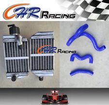 Aluminum radiator + hose for KTM 50 SX SXS MINI 50cc 49cc 2012-2017 13 14 15 16