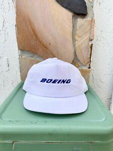 Vintage Boeing Snapback Hat