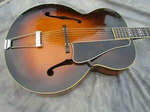 GIBSON SPECIAL #7 1941 ARCHTOP L-7 style RARE ORIGINAL NUMBER 7 SPECIAL RUN