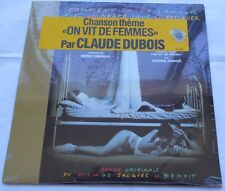 *MANU DIBANGO Comment Faire L'Amour... SEALED!! CANADA 1989 OST LP CLAUDE DUBOIS