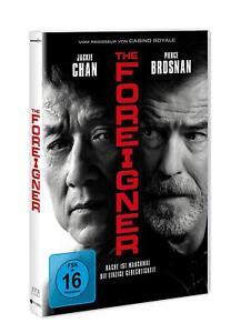 The Foreigner - Jackie Chan, Pierce Brosnan PAL BRAND NEW SEALED UK REGION 2 DVD