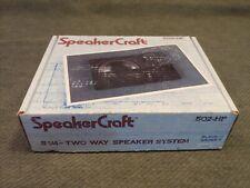 "SpeakerCraft 502-HP 5 1/4""-Two Way Recessed Speaker System Brown"