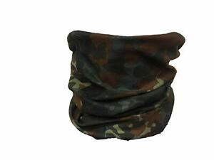 Military Camouflage Multifunction Scarfs,Headovers,Necktubes, French c.e, German