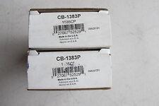 Clevite CB-1383P Connecting Rod Bearing Set Ford Mercury 2.3L 2.5L 1986-1994 4pr