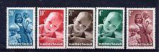 Nederland (689) 1947 Child Welfare set  Lightly mounted mint Sg 661-5