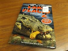 Lake Placid 2 (DVD,2007,Unrated) with Original Insert and Slipcover Scratch Free