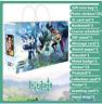Genshin Impact Gift Bag - Stickers Postcards & MORE - OFFICIAL MIHOYO RETAILER