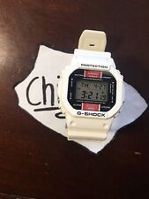 Casio G-Shock Watch 25th Anniversary Eric Haze Limited Edition Rare DW-5600EH