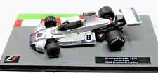 FORMULA 1 ONE F1 SCALE 1/43 MODEL CAR brabham bt44b CAR MODEL IXO DIECAST