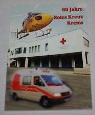KREMS AN DER DONAU - Festschrift 60 Jahre Rotes Kreuz Krems