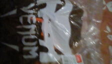 Mens rashguard XXL VENUM challenger long sleeved black/neo orange martial arts