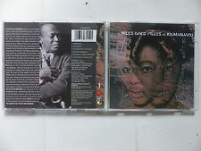 CD Album MILES DAVIS Filles de Kilimanjaro CK 86555