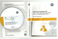 MERCEDES  VW SKODA SEAT BLAUPUNKT DX NAVIGATION DISC CD SAT NAV MAP 2013 MFD2