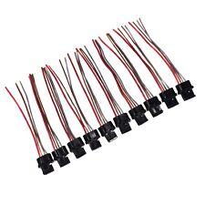 10x Connector Pigtail Alternator Lead For GM CS130 CS121 CS144 PT1929,12085527