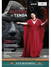 Dimitra Theodossiou - Beatrice Di Tenda [New DVD]