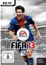 PC Computer Spiel ***** FIFA 13 * Football 2013 *************************NEU*NEW