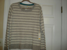 C&C CALIFORNIA  WOMEN'S 100% 2-PLY  CASHMERE  SWEATER  SIZE -XL -  NWT