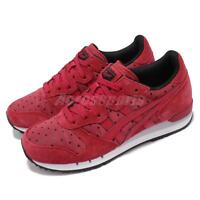 Asics Onitsuka Tiger Alvarado Burgundy Black Women Running Shoes D7J8L-2626