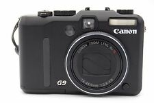 Canon Powershot G9 12.1MP 7.6cmSCREEN 6x Appareil Photo Numérique (Batterie non