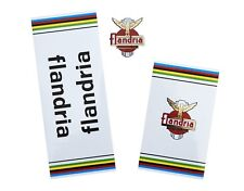 Vintage FLANDRIA bike Replacement Decals Stickers 1960s