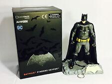 Batman Finder's Keypers Statue Figure w/ Keychain INVESTIGATE Loot Crate DX