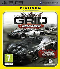 Race Driver Grid Reloaded Platinum (PS3) * NEU & VERSIEGELT *