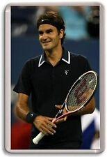Roger Federer Tennis Fridge Magnet #1