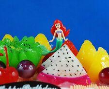 Disney Movie Figure Disney Princess Beauty Ariel Mermaid Cake Topper K1060
