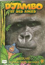 DVD ENFANT - D'JAMBO ET SES AMIS : la famille de singes