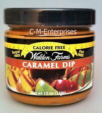 Walden Farms Calorie Free Caramel Dip 12 oz