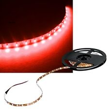 (3,98€/m) 5m SMD Led Stripe ROT flexibel IP20 12V Strip Leiste Streifen red rood