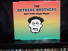 OUTHERE BROTHERS DON'T STOP - AUSTRALIAN CD SINGLE NM