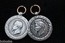 Médailles Napoléon III campagne d'Asie et d'Italie (copies)