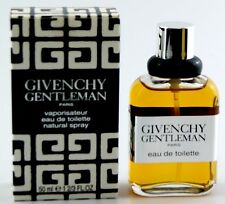 (GRUNDPREIS 199,80€/100ML) GIVENCHY GENTLEMAN (1. DUFT) FOR MEN 50ML EDT NEU