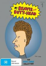 The Beavis And Butthead - Mike Judge Collection : Vol 1 (DVD, 2006, 3-Disc Set)