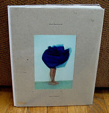 Mark Borthwick Not In Fashion Clothes Photography Polaroids Sketches 1st HC