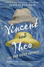 Vincent and Theo : The Van Gogh Brothers, Paperback by Heiligman, Deborah, Br...